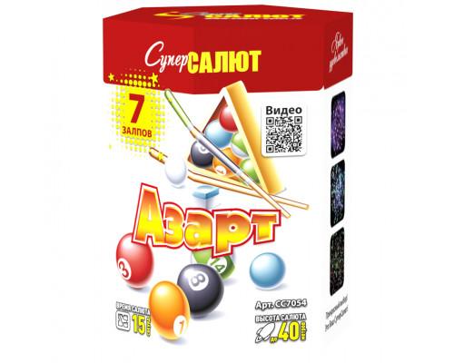 "СС7054 Азарт (0,8""х7) 24/1"